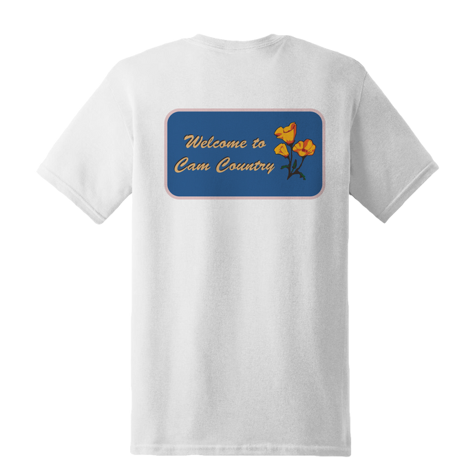Welcome to Cam Country T-Shirt