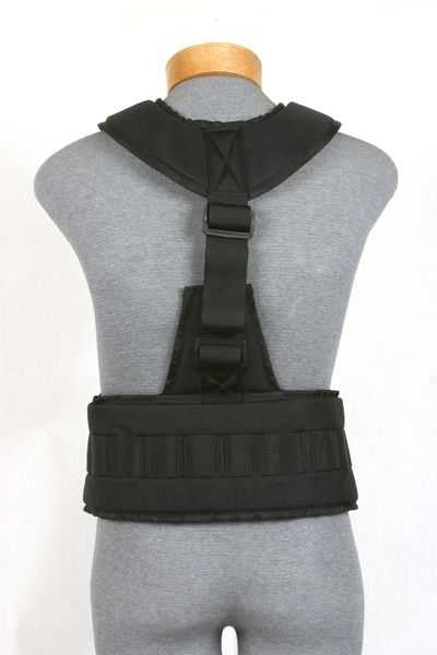 Modular Belt and Shoulder Harness