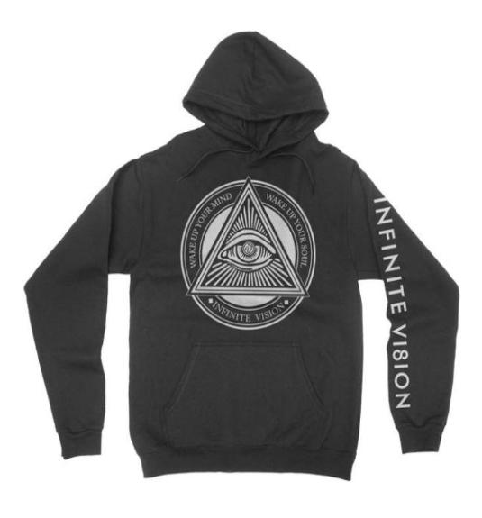 Enlightenment Youth Pullover Hoodie