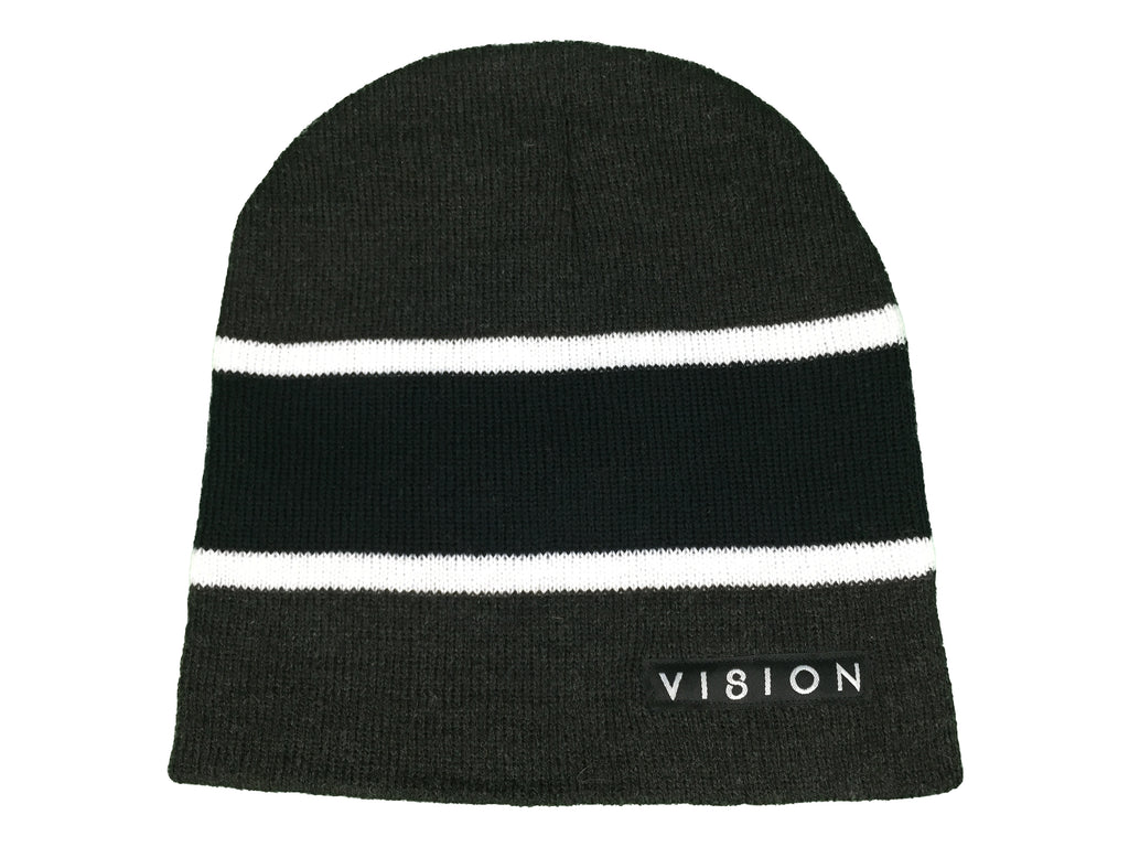 Striped Vision Beanie