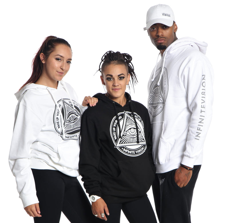 Enlightenment Pullover Hoodie