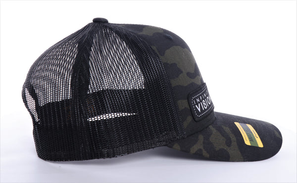 Infinite Vision Camo Trucker Hat