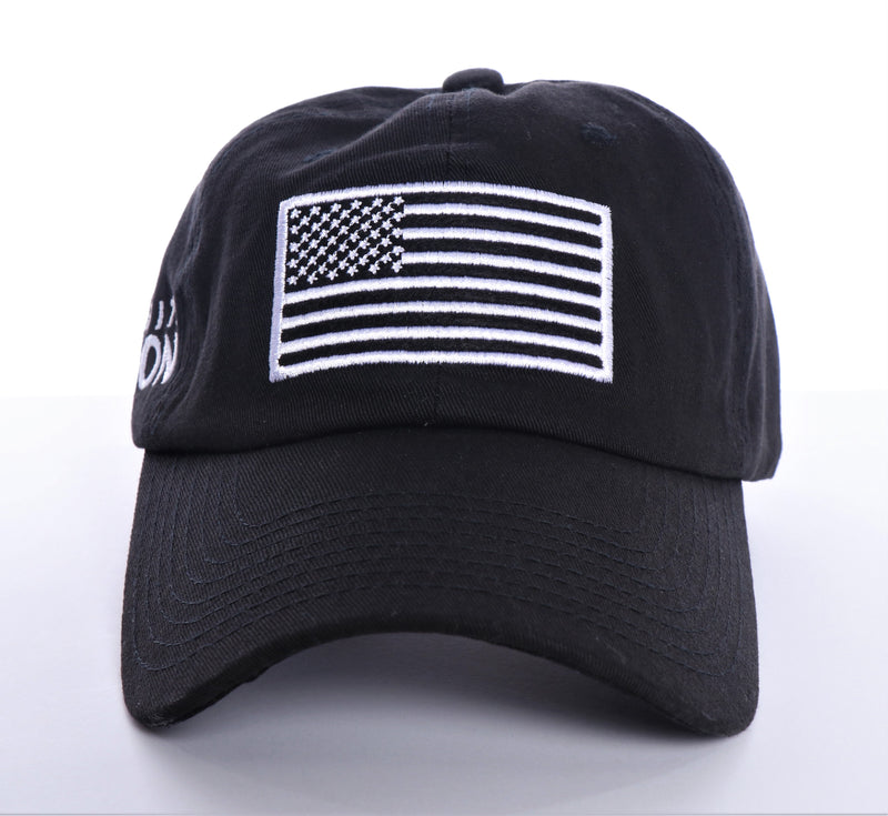 American Flag Dad Hat