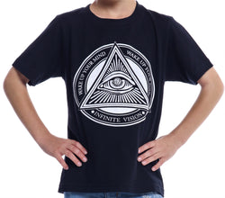 Youth Enlightenment Logo T-Shirt