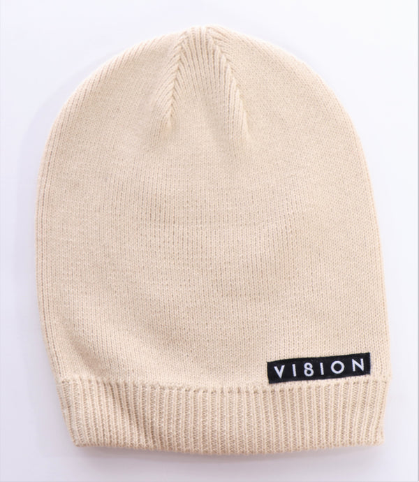 Slouched Vision Knit Beanie