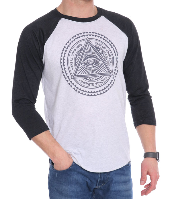 Original Enlightenment Baseball Tee