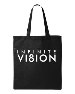 Infinite Vision Canvas Bag