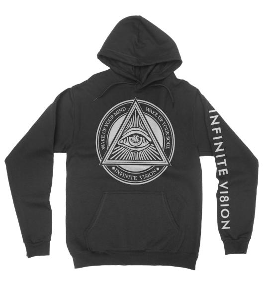 Enlightenment Unisex Pullover Hoodie