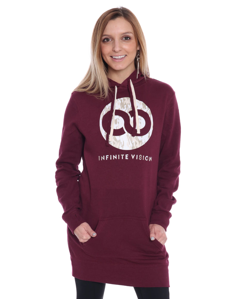 Infinity Slouch Hoodie