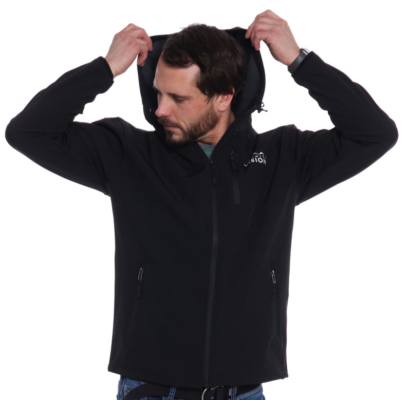 Mtn Infinite Vision Soft Shell Jacket