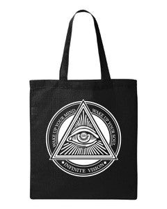 Enlightenment Canvas Bag
