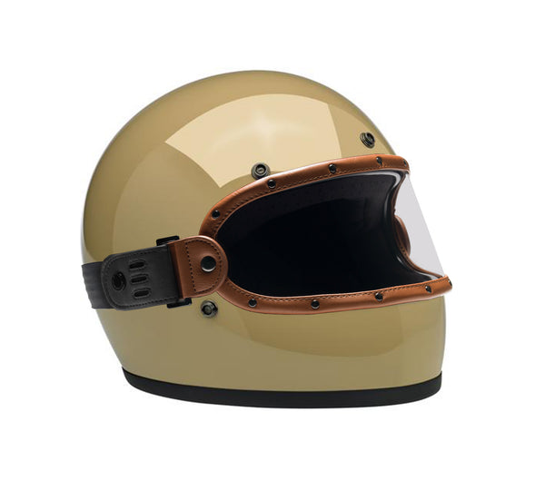 COYOTE TAN BLACK // KNOX HELMET SET