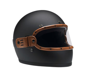 FLAT TAN // KNOX HELMET SET