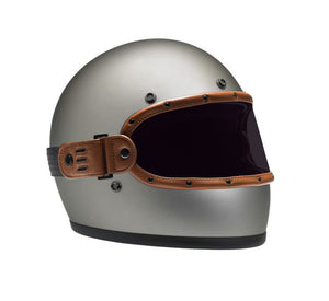 TITANIUM TAN // KNOX HELMET SET
