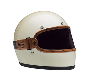 VINTAGE TAN // KNOX HELMET SET