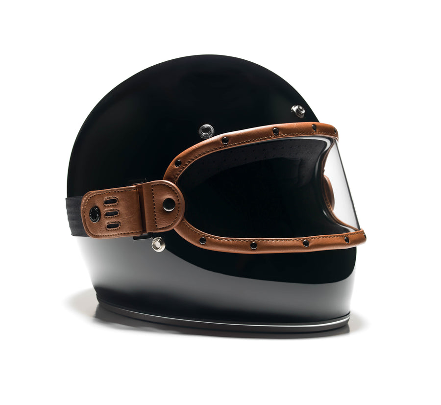 GLOSS TAN // KNOX HELMET SET
