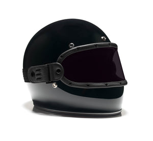 GLOSS BLACK // KNOX HELMET SET