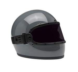 STORM BLACK // KNOX HELMET SET