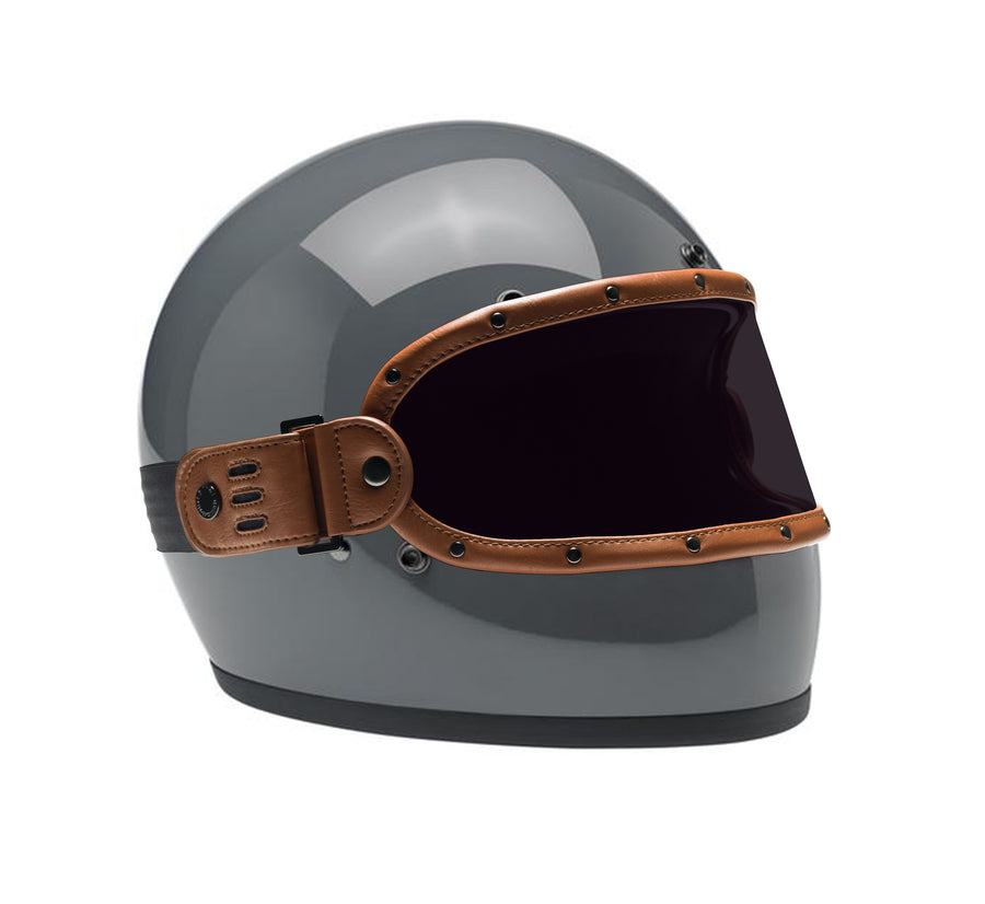 STORM TAN  // KNOX HELMET SET