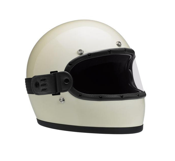 VINTAGE BLACK // KNOX HELMET SET