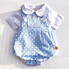 CHUA Baby Boys Shortie Set