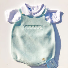 Granlei Mint Knitted Shortie