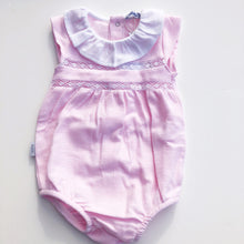 Babidu Pink Cotton Baby Shortie