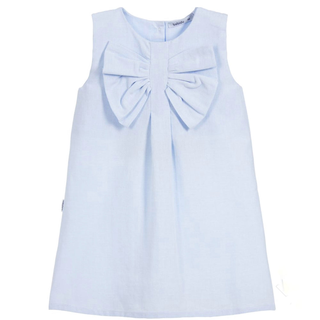 Babidu Girls Cotton Dress