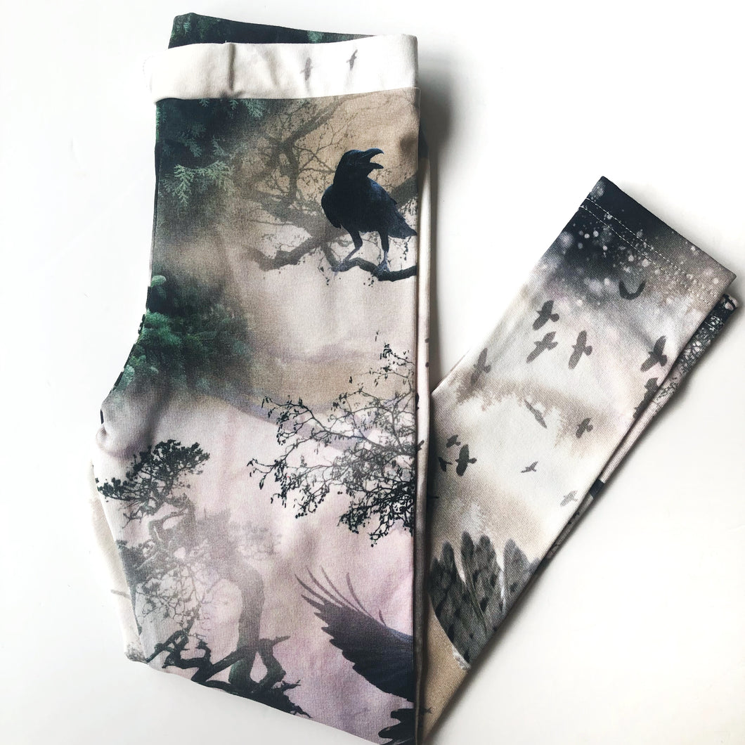 Gugguu Night Forest Leggings
