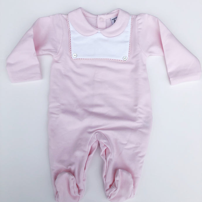 Babidu Baby Girls Cotton Babygrow