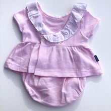 Babidu Girls Pink Dress Set