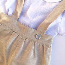 Granlei Boys Beige Shorts Set