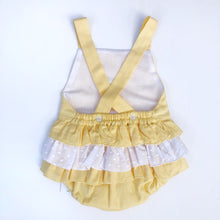 Granlei Girls Lemon and White Shortie