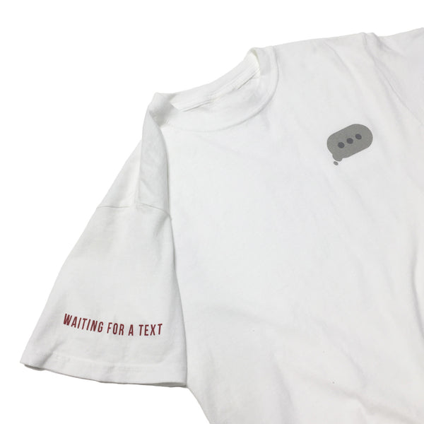 """Waiting For a Text"" Tee"