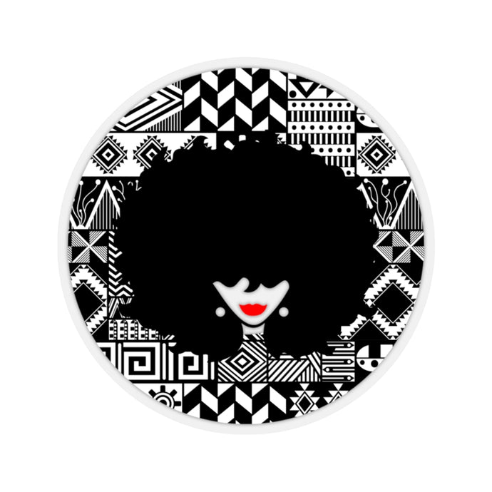 Afro Queen -- Stickers