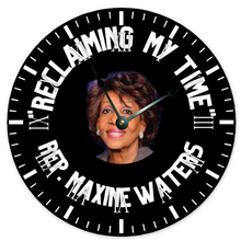 """Reclaiming My Time!"" -- Wall Clock (BLK)"