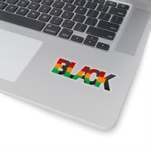 Black -- Stickers