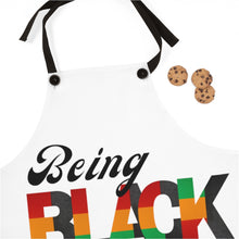 Being Black is my Vibe -- Apron