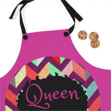 Afro Queen (Full of Color) Queen -- Apron