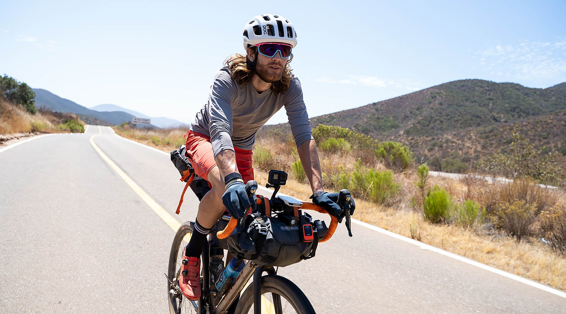 Bikepacking with James Stout