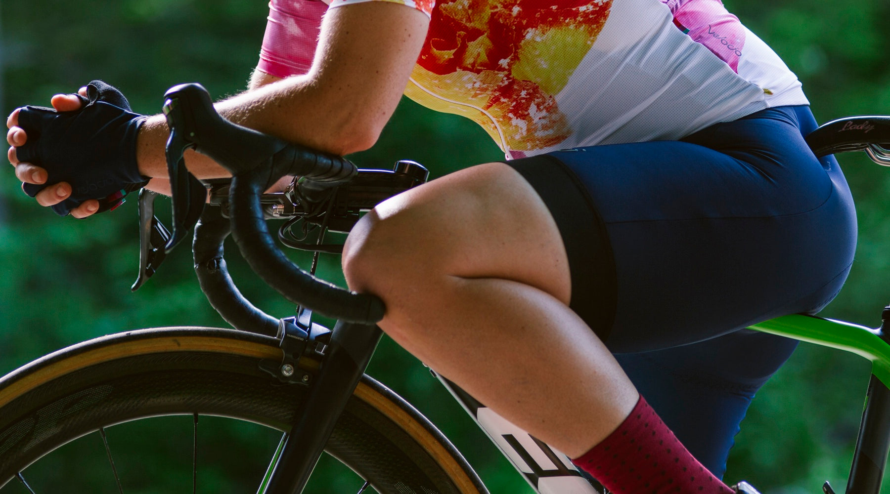 Women's Bib Short Guide