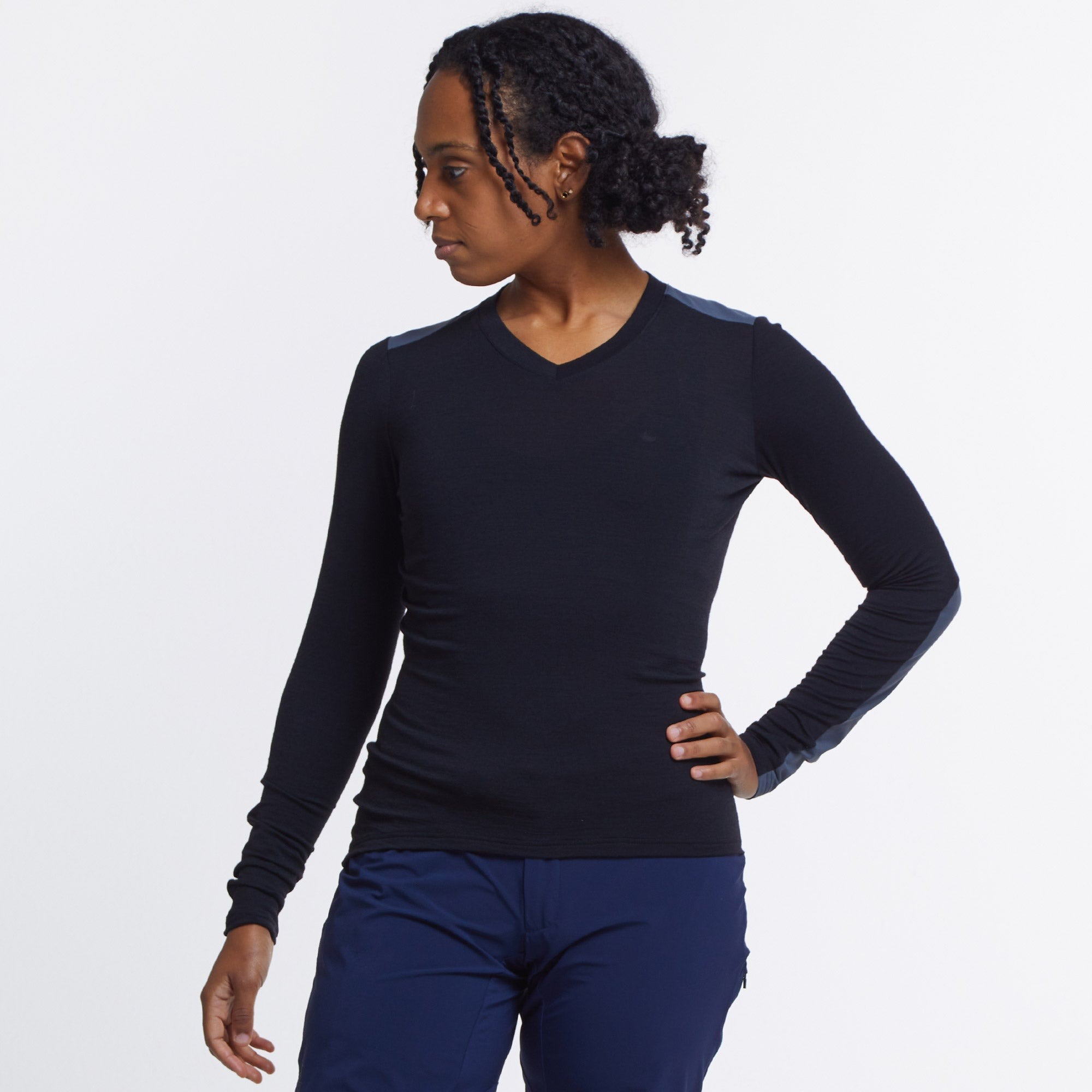 Women's Merino TRAIL Long Sleeve