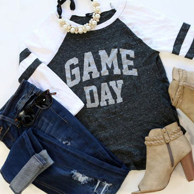 Game Day Jersey Long Sleeve