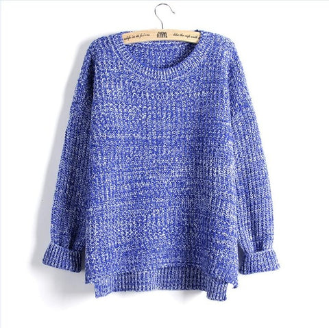 loose knit sweater color options