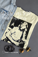 Wholesale Lot of 10 T Shirts Free Shipping (in USA)