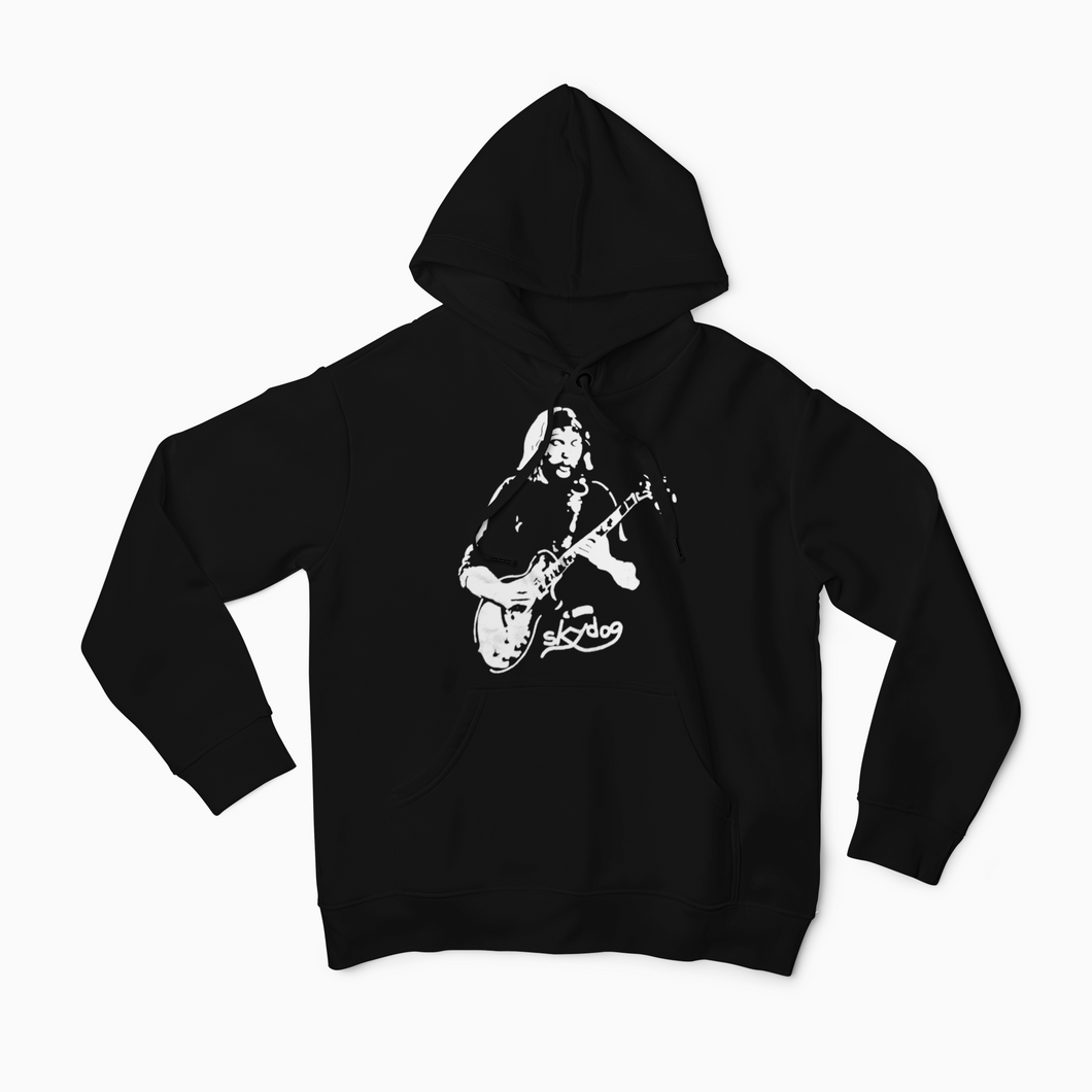 Allman Brothers Skydog Hoodie / Duane Allman / Classic Threads FREE SHIPPING IN US