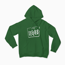 The Feelies Logo Hoodie / Official / Legendary Indie / New Jersey / FREE SHIPPING IN US