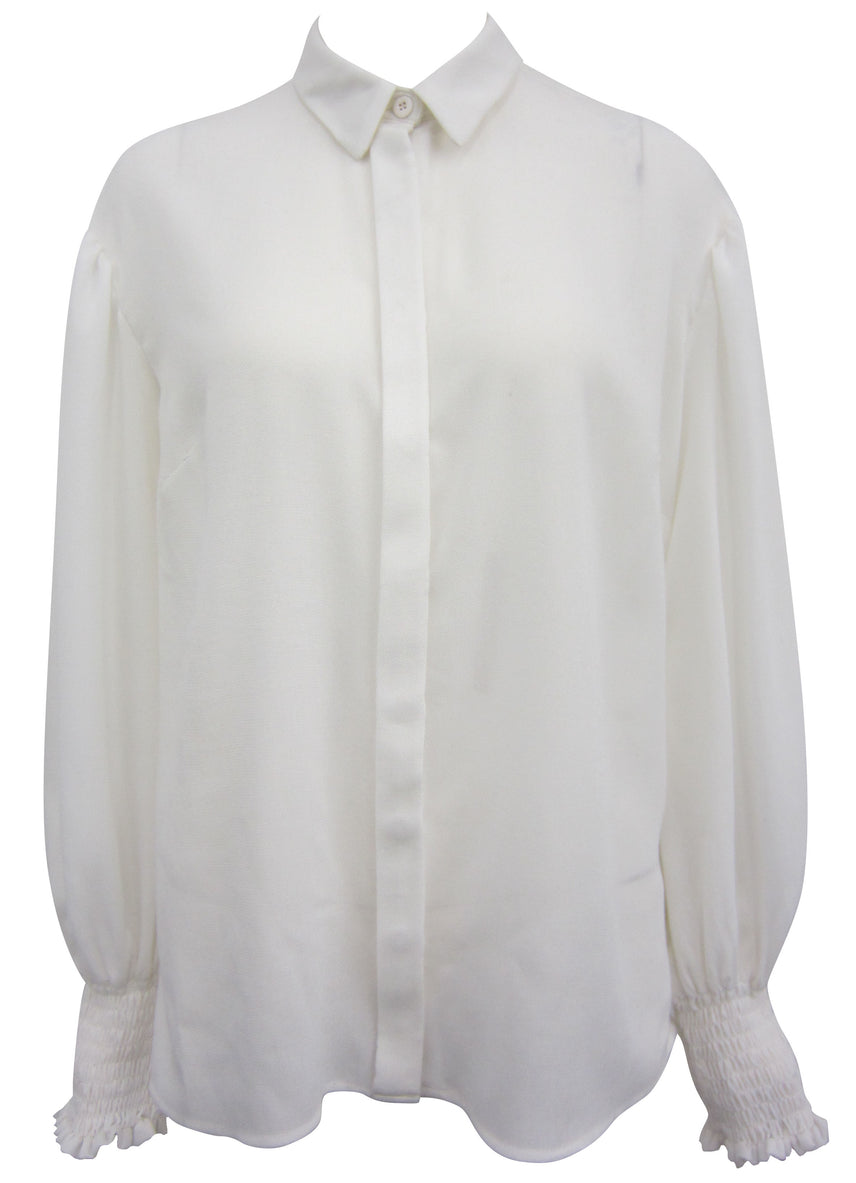 Bev Bishop Sleeve Blouse