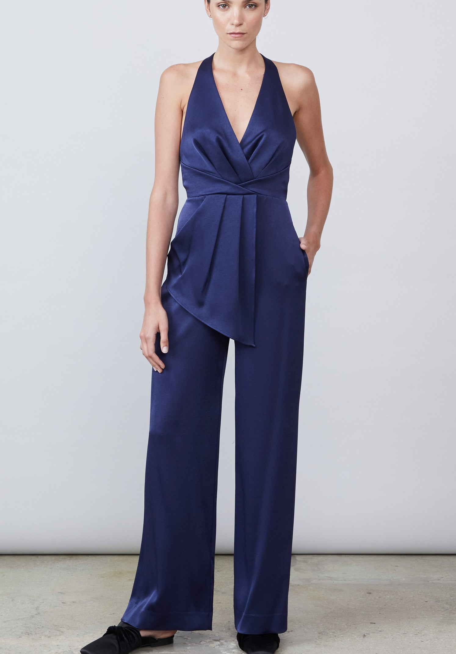 Holland Halter Jumpsuit