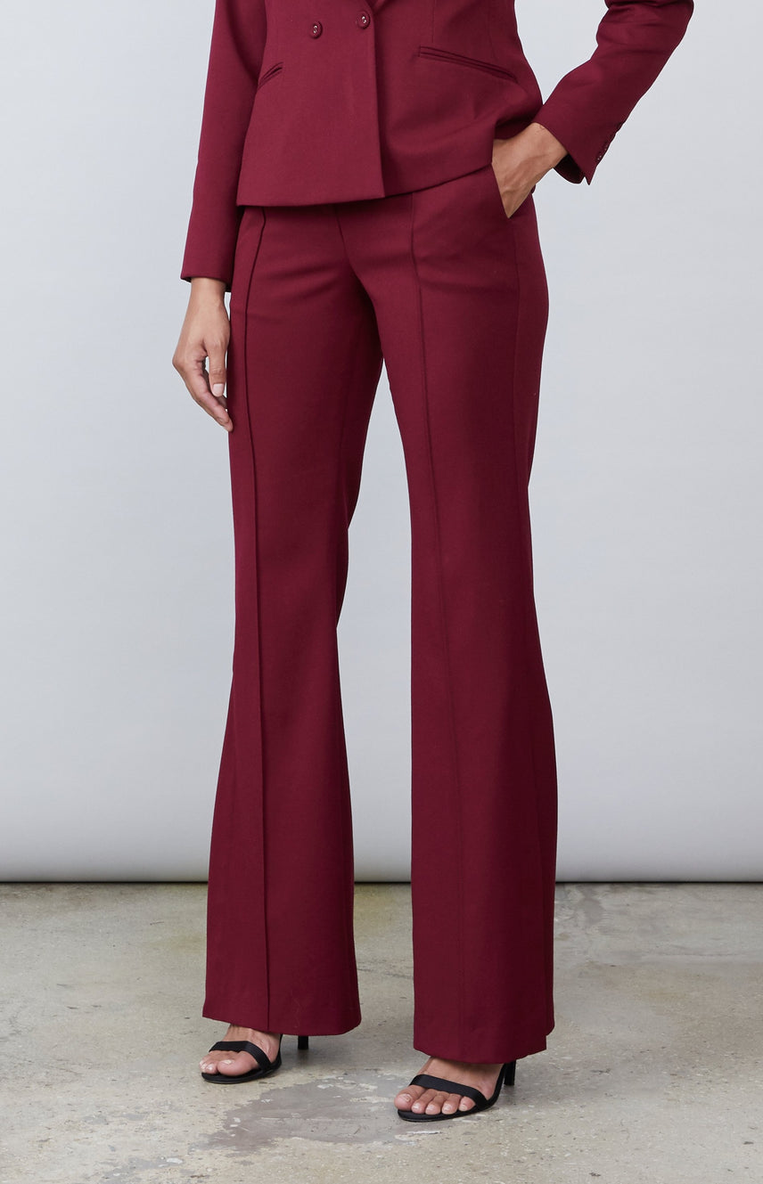 Ramona Slim Flared Pant